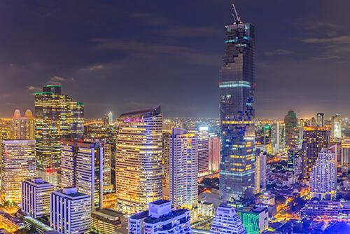 city view bangkok